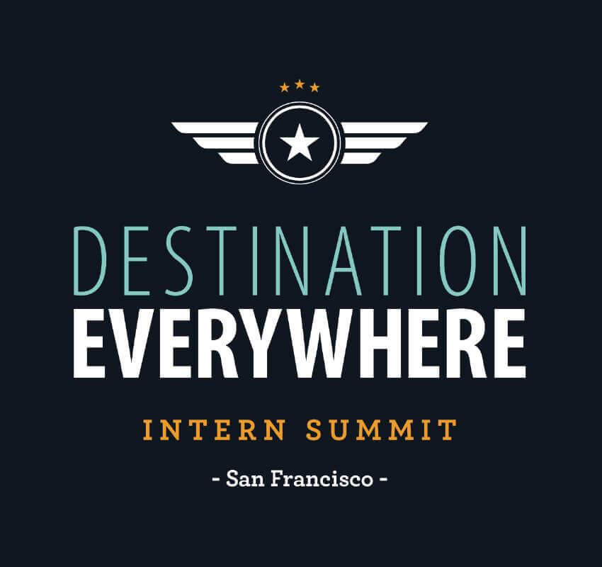 Visa Intern Summit Branding